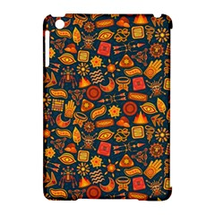 Pattern Background Ethnic Tribal Apple iPad Mini Hardshell Case (Compatible with Smart Cover)