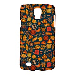 Pattern Background Ethnic Tribal Galaxy S4 Active