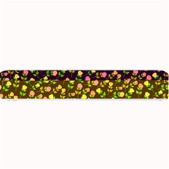 Flowers Roses Floral Flowery Small Bar Mats