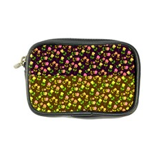 Flowers Roses Floral Flowery Coin Purse