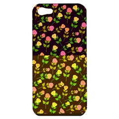 Flowers Roses Floral Flowery Apple iPhone 5 Hardshell Case