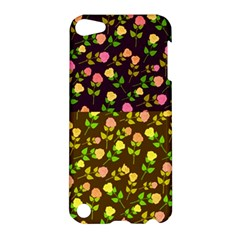 Flowers Roses Floral Flowery Apple Ipod Touch 5 Hardshell Case