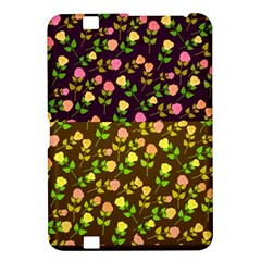 Flowers Roses Floral Flowery Kindle Fire Hd 8 9