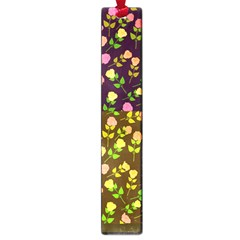 Flowers Roses Floral Flowery Large Book Marks