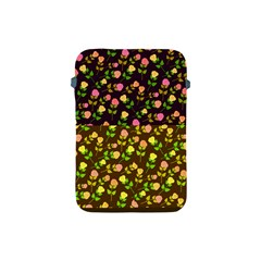 Flowers Roses Floral Flowery Apple Ipad Mini Protective Soft Cases