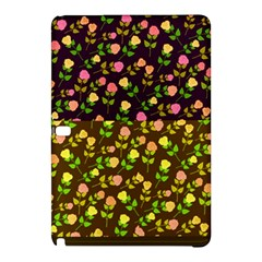 Flowers Roses Floral Flowery Samsung Galaxy Tab Pro 12 2 Hardshell Case