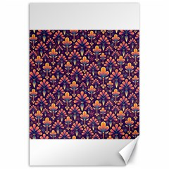 Abstract Background Floral Pattern Canvas 20  x 30