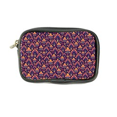 Abstract Background Floral Pattern Coin Purse