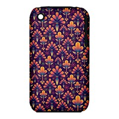 Abstract Background Floral Pattern iPhone 3S/3GS