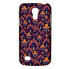 Abstract Background Floral Pattern Galaxy S4 Mini