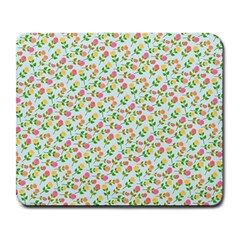 Flowers Roses Floral Flowery Large Mousepads