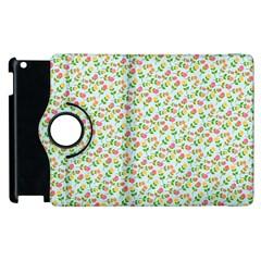 Flowers Roses Floral Flowery Apple Ipad 2 Flip 360 Case