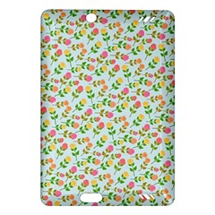 Flowers Roses Floral Flowery Amazon Kindle Fire Hd (2013) Hardshell Case