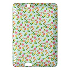 Flowers Roses Floral Flowery Kindle Fire HDX Hardshell Case