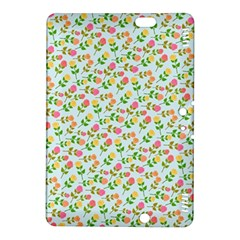 Flowers Roses Floral Flowery Kindle Fire HDX 8.9  Hardshell Case