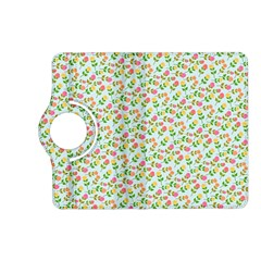 Flowers Roses Floral Flowery Kindle Fire Hd (2013) Flip 360 Case