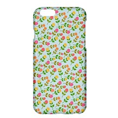 Flowers Roses Floral Flowery Apple Iphone 6 Plus/6s Plus Hardshell Case