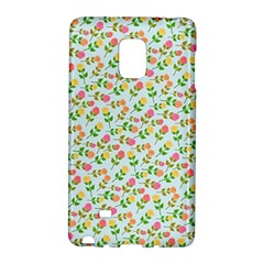 Flowers Roses Floral Flowery Galaxy Note Edge