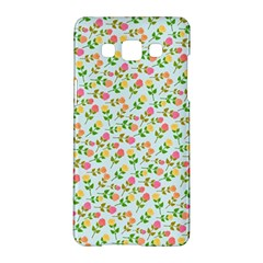Flowers Roses Floral Flowery Samsung Galaxy A5 Hardshell Case