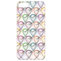Valentine Hearts 3d Valentine S Day Apple Iphone 5 Classic Hardshell Case