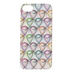 Valentine Hearts 3d Valentine S Day Apple Iphone 5s/ Se Hardshell Case