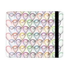 Valentine Hearts 3d Valentine S Day Samsung Galaxy Tab Pro 8 4  Flip Case