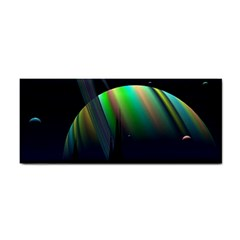 Planets In Space Stars Cosmetic Storage Cases