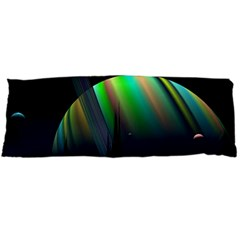Planets In Space Stars Body Pillow Case (dakimakura)