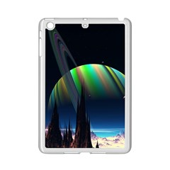 Planets In Space Stars Ipad Mini 2 Enamel Coated Cases