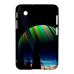 Planets In Space Stars Samsung Galaxy Tab 2 (7 ) P3100 Hardshell Case