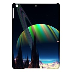Planets In Space Stars Ipad Air Hardshell Cases