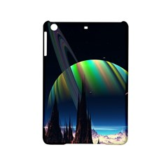 Planets In Space Stars Ipad Mini 2 Hardshell Cases