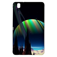 Planets In Space Stars Samsung Galaxy Tab Pro 8.4 Hardshell Case