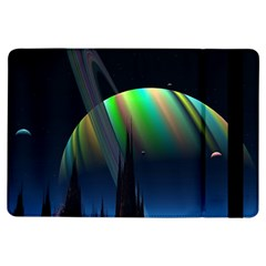 Planets In Space Stars Ipad Air Flip
