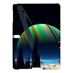 Planets In Space Stars Samsung Galaxy Tab S (10 5 ) Hardshell Case