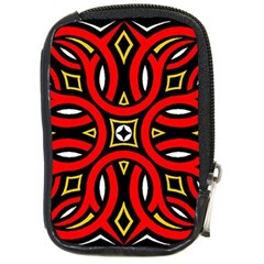 Traditional Art Pattern Compact Camera Cases