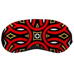 Traditional Art Pattern Sleeping Masks