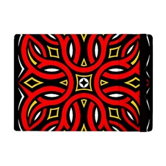 Traditional Art Pattern Apple Ipad Mini Flip Case