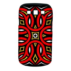 Traditional Art Pattern Samsung Galaxy S Iii Classic Hardshell Case (pc+silicone)