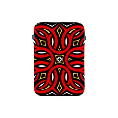 Traditional Art Pattern Apple iPad Mini Protective Soft Cases