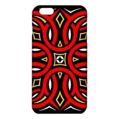 Traditional Art Pattern Iphone 6 Plus/6s Plus Tpu Case