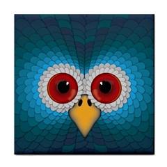 Bird Eyes Abstract Face Towel