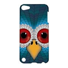 Bird Eyes Abstract Apple Ipod Touch 5 Hardshell Case