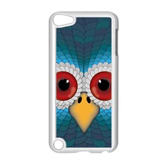 Bird Eyes Abstract Apple Ipod Touch 5 Case (white)