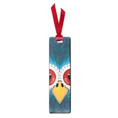 Bird Eyes Abstract Small Book Marks