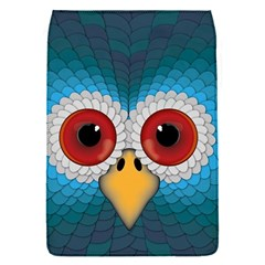 Bird Eyes Abstract Flap Covers (s)
