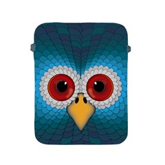 Bird Eyes Abstract Apple Ipad 2/3/4 Protective Soft Cases