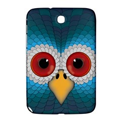 Bird Eyes Abstract Samsung Galaxy Note 8 0 N5100 Hardshell Case