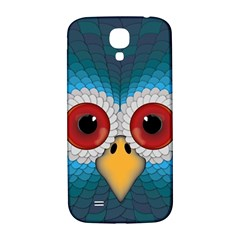Bird Eyes Abstract Samsung Galaxy S4 I9500/i9505  Hardshell Back Case