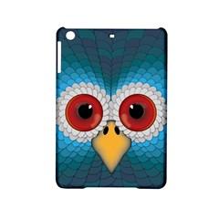 Bird Eyes Abstract iPad Mini 2 Hardshell Cases
